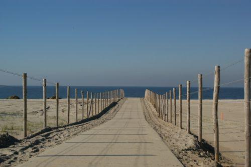 Kijkduin strandopgang